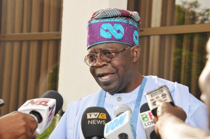 Recruit 50 Million Nigeria Youths into Nigeria Army - Bola Tinubu tells FG