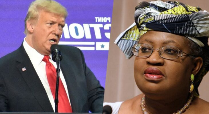 US reveals why they Are opposing Ngozi Okonjo Iweala as WTO DG
