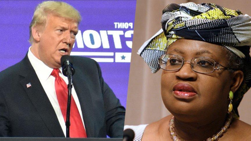 US reveals why they Are opposing Ngozi Okonjo Iweala as WTO DG