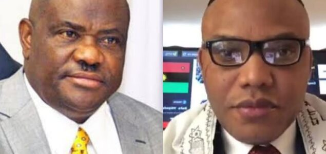After Dealing With Wike, Any Ear that Hear it will bleed blood - Nnamdi Kanu