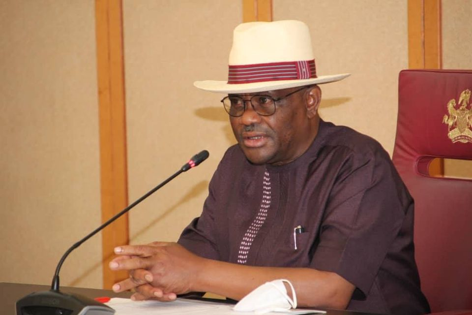 Unknown Gunmen: Wike imposes Statewide Curfew in Rivers State