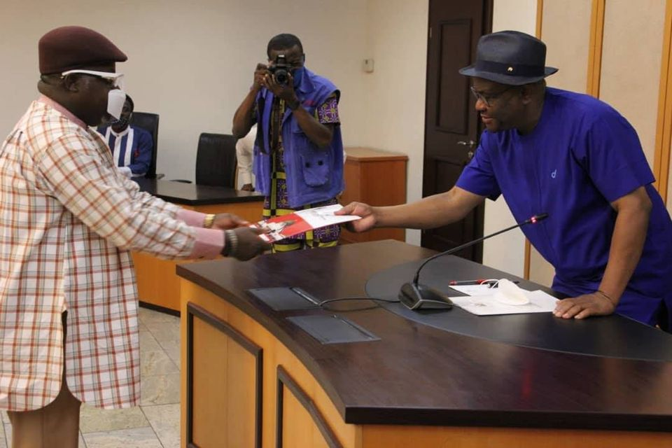 Rivers' NASS Caucus Lauds Wike Effort To Curb IPOB