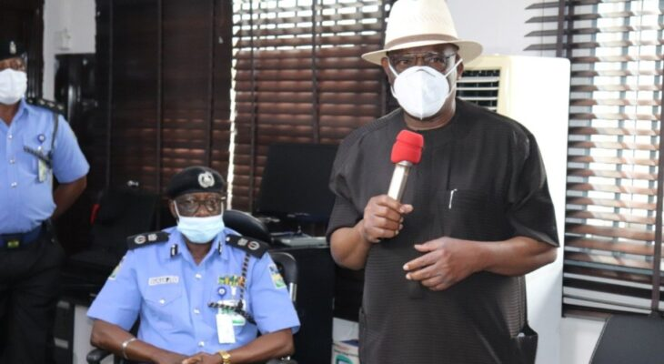 IPOB attack: Wike pledges N20m to deceased Police, soldiers' families