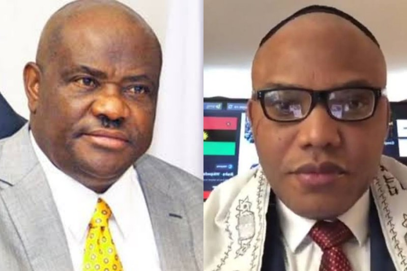 The name Wike will no longer exist - Nnamdi Kanu