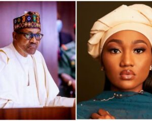 My dad isn't Nigeria's problem -Buhari's daughter