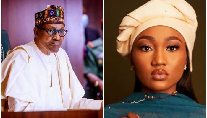 My dad isn't Nigeria's problem -Buhari's daughter