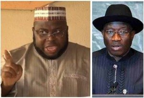Buhari will disgrace you, he will not hand over to you - Asari warns Jonathan