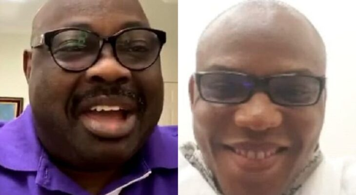 Dele Momodu Confesses, Nnamdi Kanu blew me Apart + Making of the Interview
