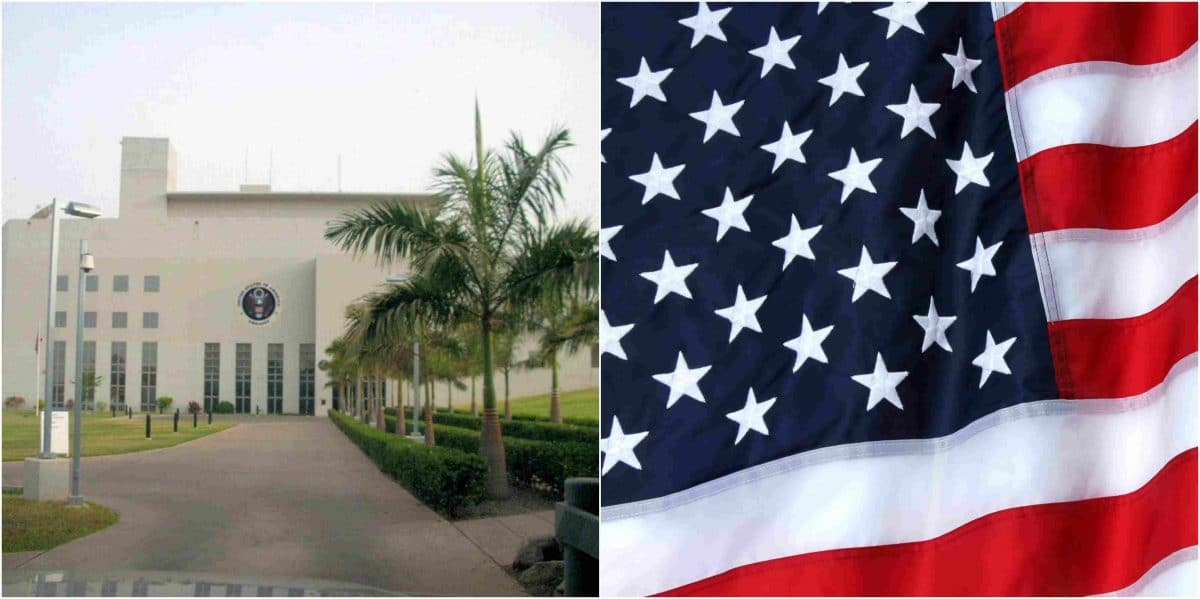 US Embassy shuts Consulate General