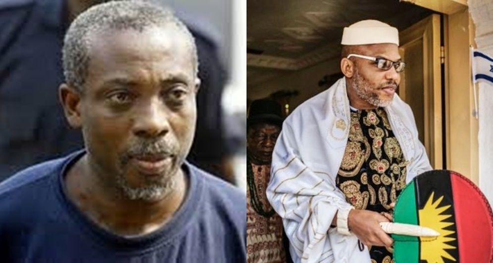 Nnamdi Kanu not working for Biafra but FG – Uwazuruike