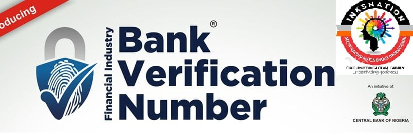 How to Verify Inksnation Account With BVN