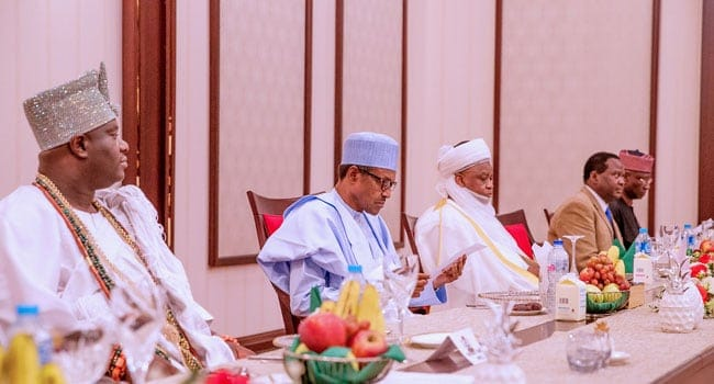COVID-19: Why, Pastors, Religious leaders, musicians should take vaccine on national TV – Buhari