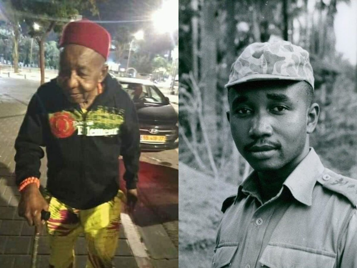 Biafra War Lord and Ojukwu Chief of staff, Col. Emmanuel Nwobosi is dead