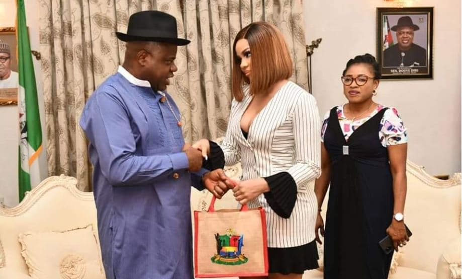 Bayelsa Governor Appoint Nengi as Senior Special Assistant See What She Said