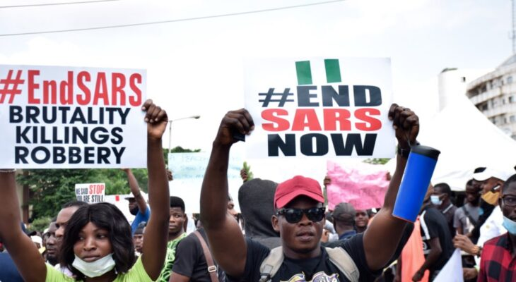 CBN freeze 20 ENDSARS Protesters Bank Accounts