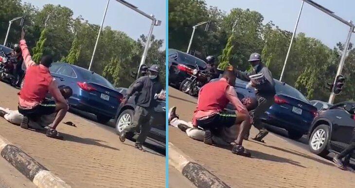 Femi Gbajabiamila's security aide shoots newspapers vendor