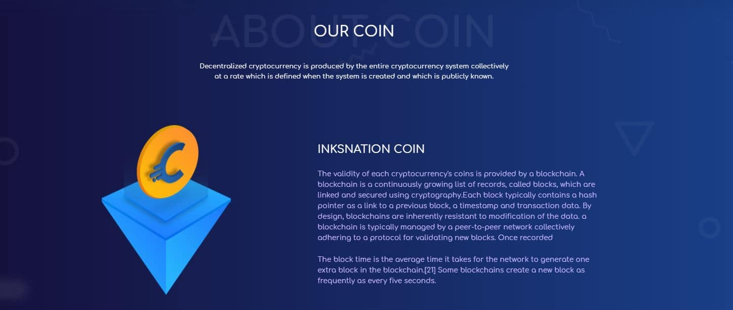 Inksnation Coin
