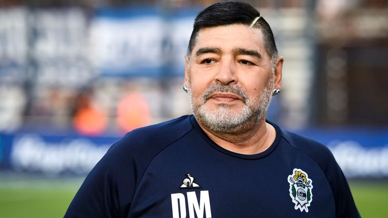 Diego Maradona: Argentina Football Legend is dead