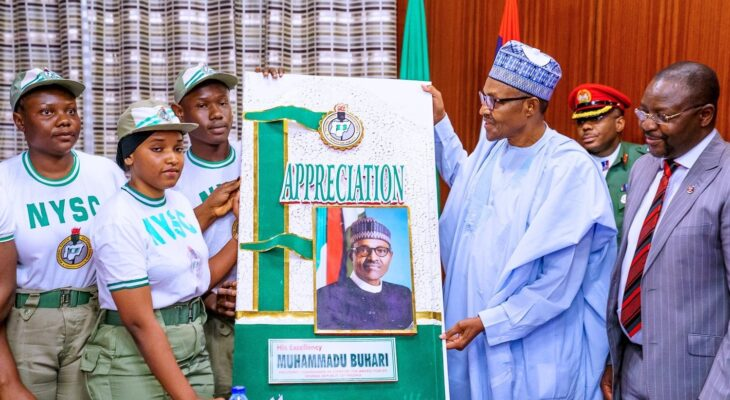 Youth Corpers to enjoy health insurance - Buhari