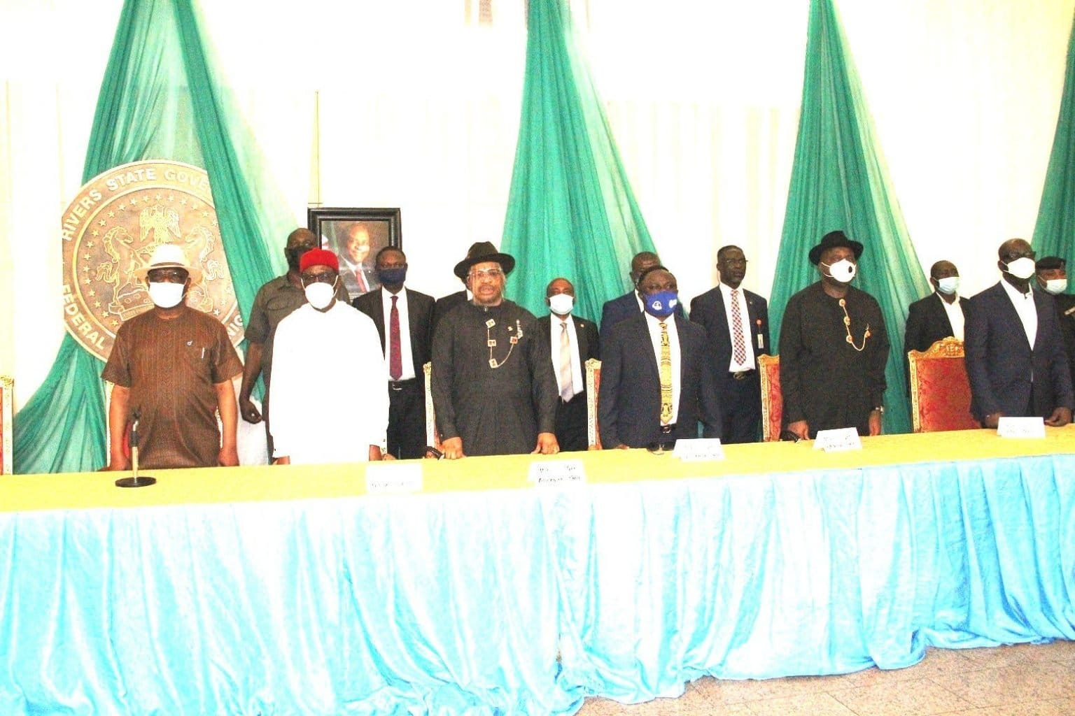 Presidency snubs South-South leaders meeting, Region demands Apology