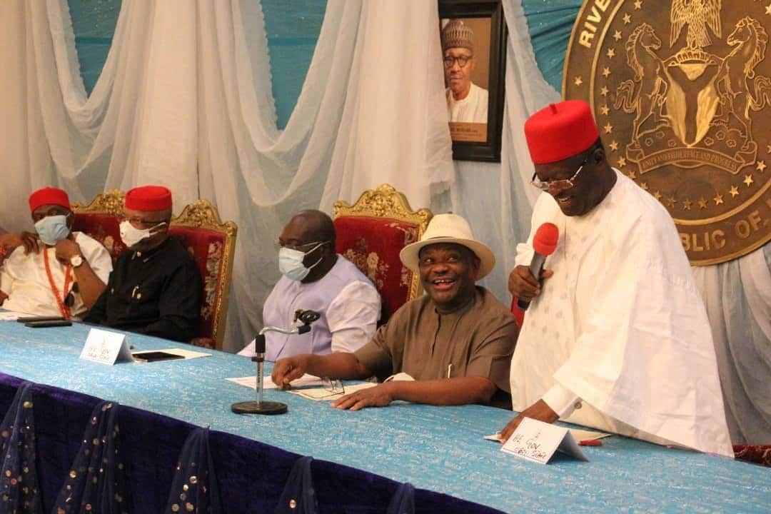 Umahi: I have huge Investment in Rivers, IPOB working to provoke another civil war