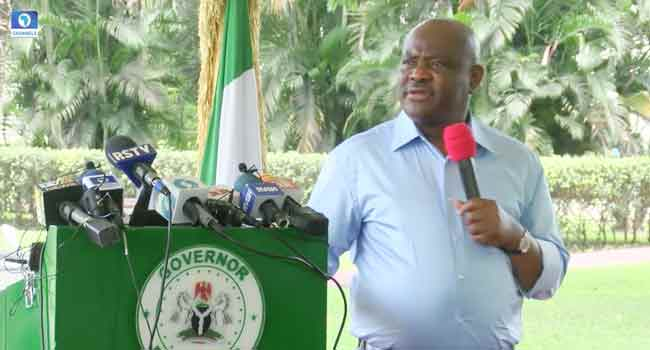 $10million Armoured Helicopters Bought By Rivers State Diverted To Fight Boko Haram —Wike