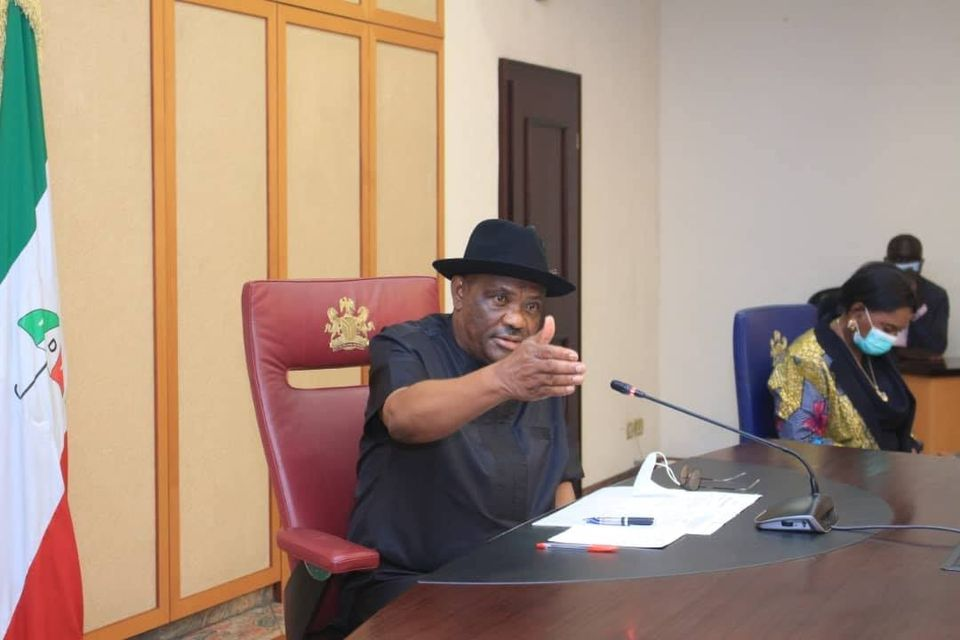 COVID-19: Wike to Lockdown Rivers State January