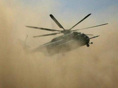 Boko Haram Shoots Down Nigeria Helicopter In Borno