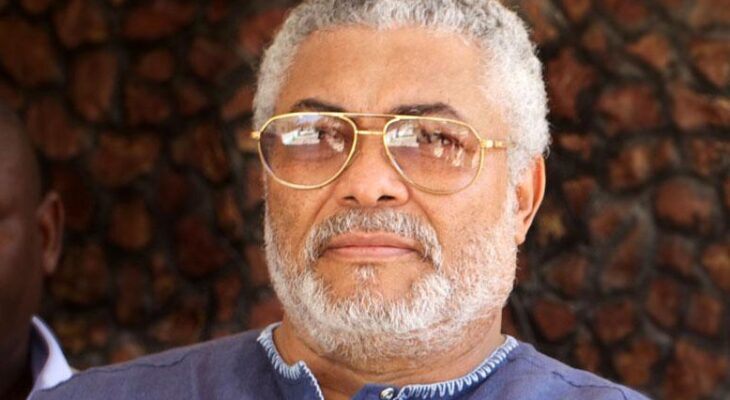 Jerry Rawlings, Former Ghanaian president dies from COVID-19