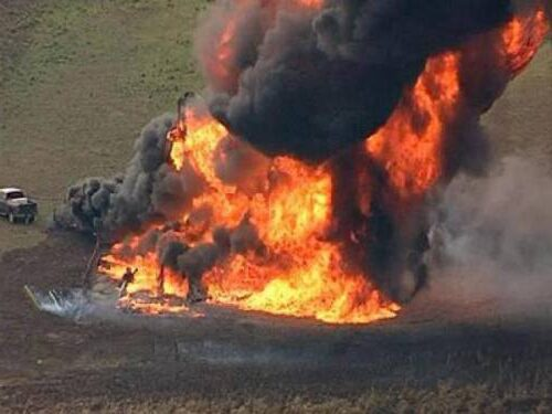 Unknown Persons attack Gas Pipelines In Bayelsa