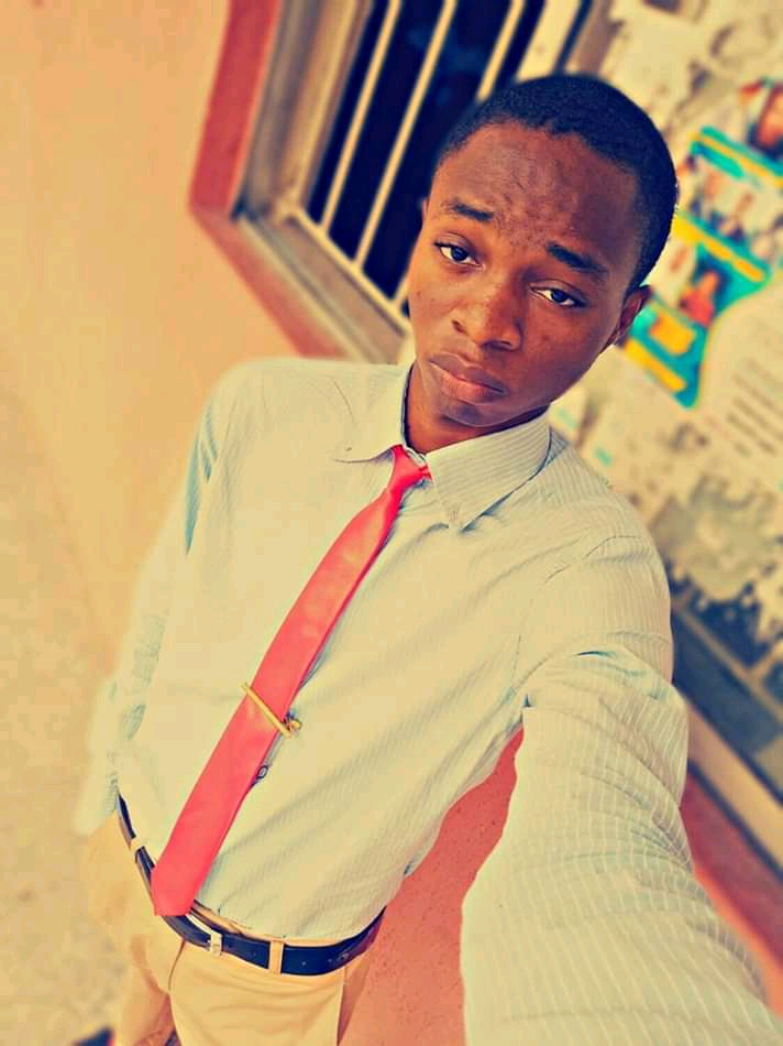 Nigerian Student Author, Napoleon cries out over Lack of support for his Valuable Projects