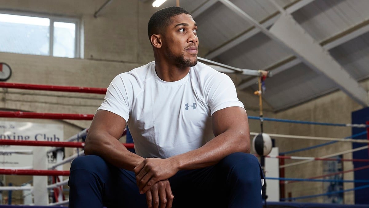 I thought ENDSARS protest was against a virus - Anthony Joshua