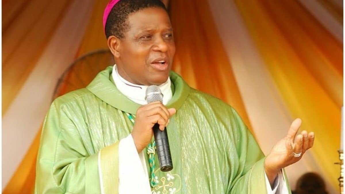 What saved Nigeria from being destroyed in 2020 - Bishop Onah