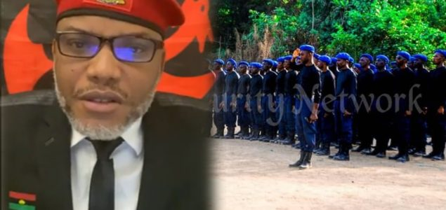 Finally Ohanaeze says it will work with Nnamdi Kanu IPOB's security network to secure Igboland