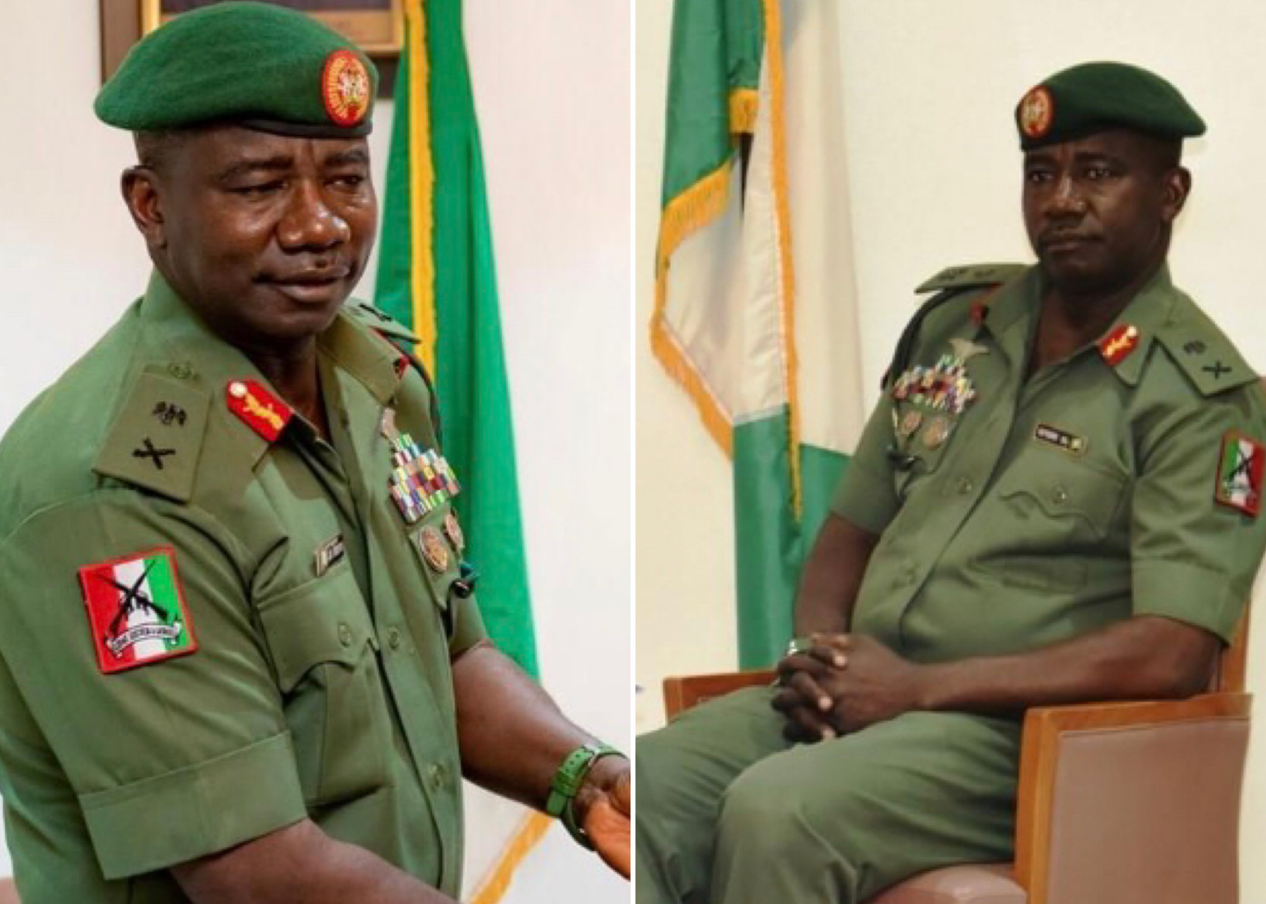 REVEALED: How Gen Irefin died, cause of death, Foul play