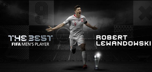 Robert Lewandowski Best FIFA Man of the Year