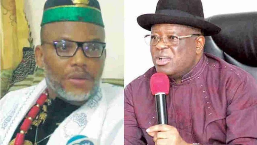 EbubeAgu is made up of Fulanis in Ebonyi - Nnamdi Kanu