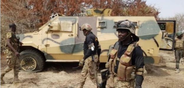 Nigeria Army Finally reveals those Sponsoring Boko Haram