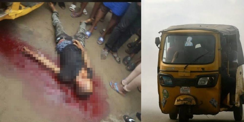 Nigeria Police gun down young Keke Driver Over N100 Bribe In Port Harcourt