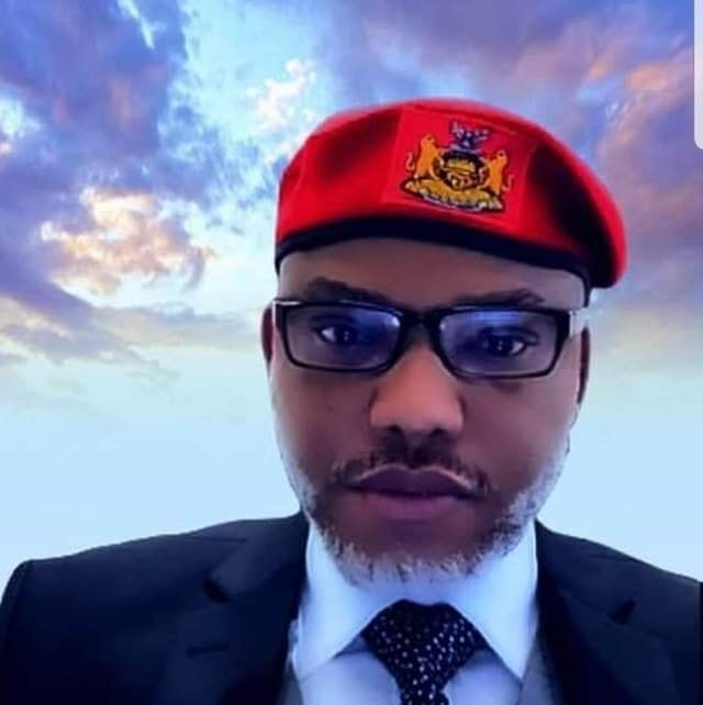 Nnamdi Kanu reveals that Sheikh Gumi is sponsoring Bandits, Boko Haram