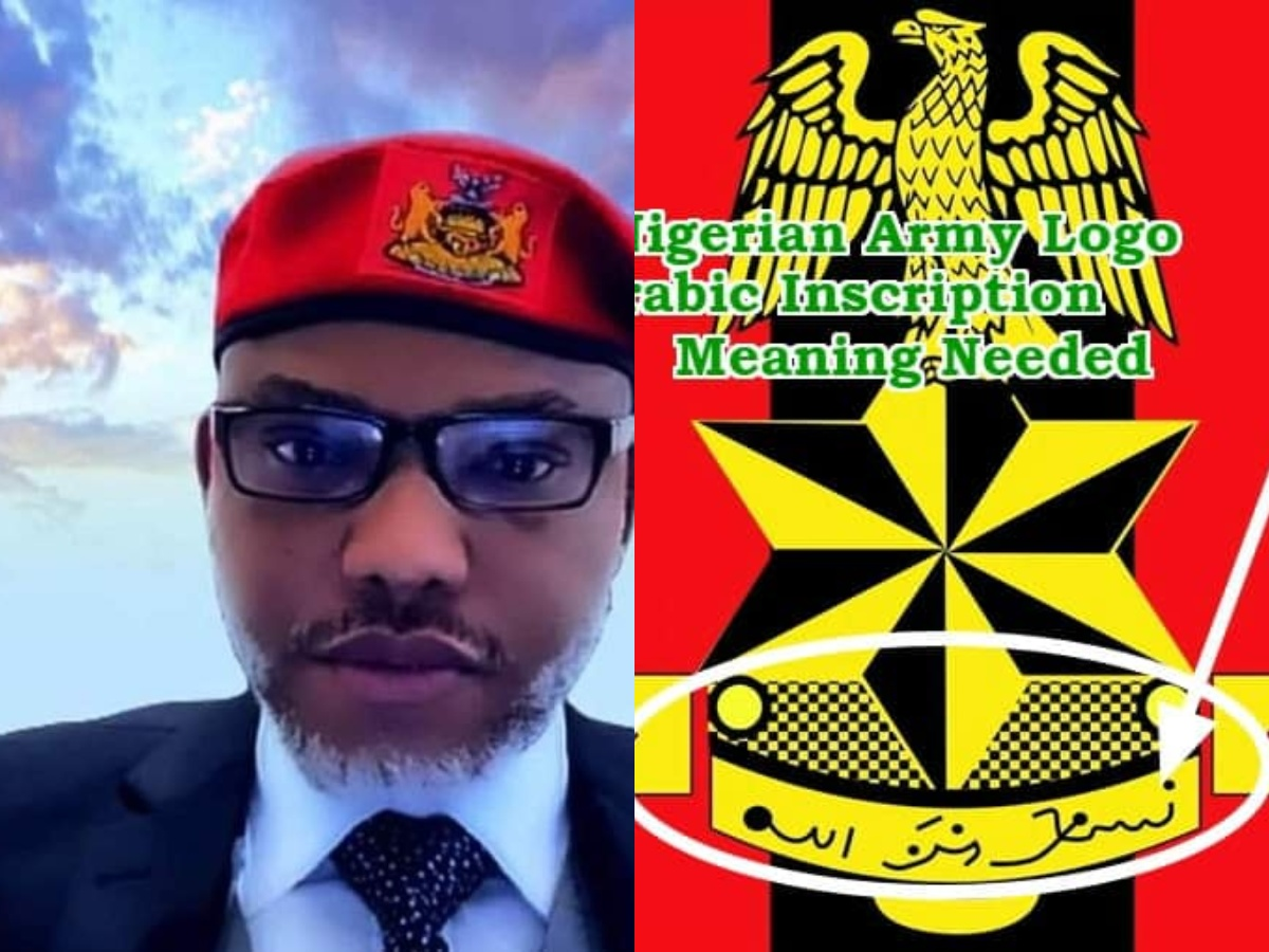 We'll Come After You If You Kill Any Biafran, Nnamdi Kanu Warns Nigerian Soldiers, Policemen