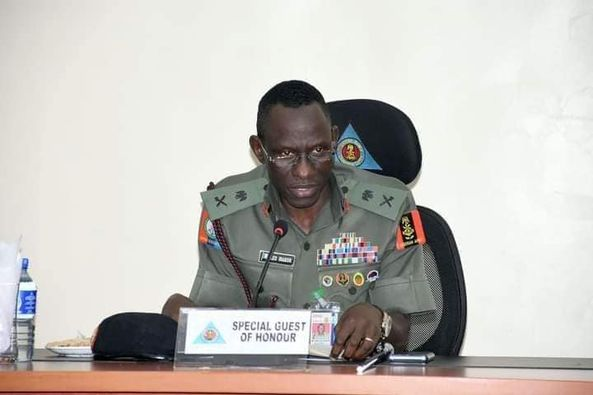 General Leo Irabor (Chief of Defence Staff)