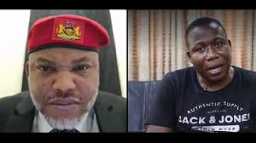 I am Different From Nnamdi Kanu - Sunday Igboho
