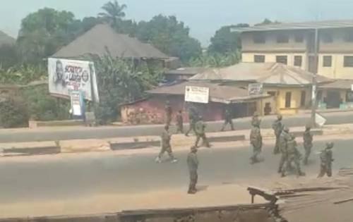 Eastern Security Network: Igbo group, others condemn military operations in Orlu