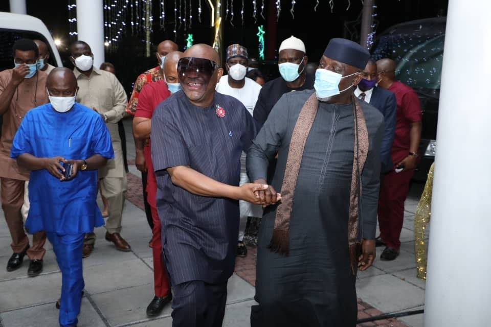 Wike and Okorocha finally joins to form new Political force for 2023