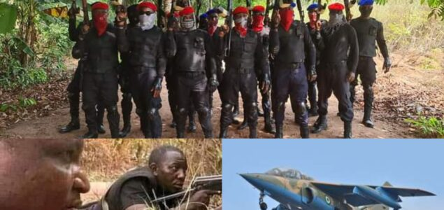 How Abba Kyari team begged Military to Help Sack Eastern Security Network (ESN) From Imo Forest