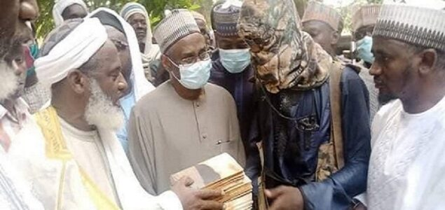 Sheikh Gumi met Bandits Leader, says abductees will be released soon