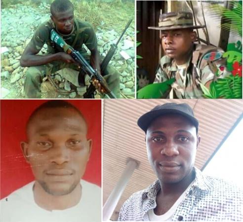 Fulani Herdsmen on the Run as Sunday Igboho set settlement on fire in Ogun