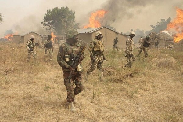 Nigeria Military Destroys Eastern Security Network Camps in Orlu