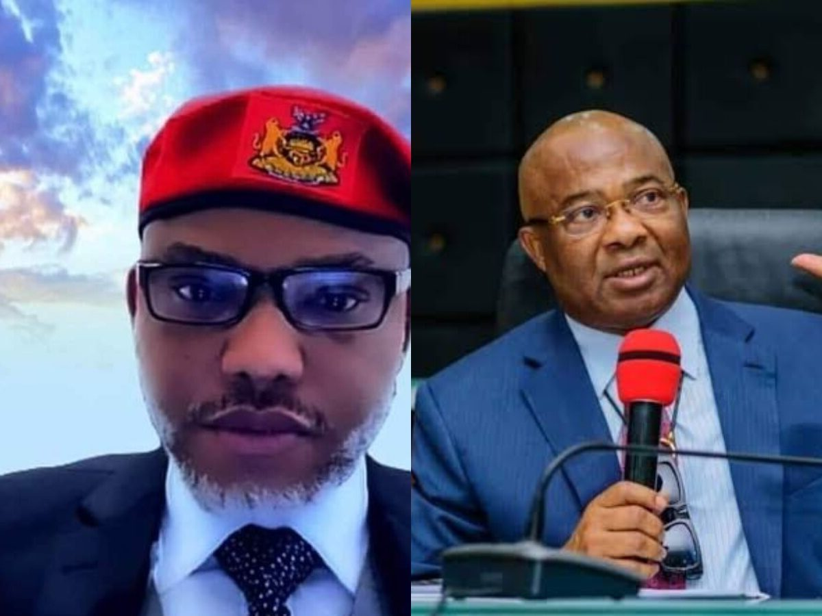 Imo:Nnamdi Kanu sends strong Message to Hope Uzodinma, Britain